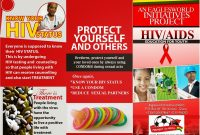 Best Photos Of Hiv Aids Educational Brochure  Hiv Aids Brochure within Hiv Aids Brochure Templates