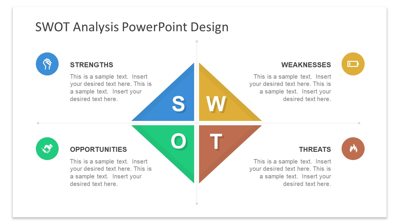Best Swot Powerpoint Templates Within Sample Templates For Powerpoint Presentation