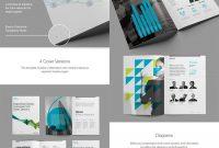 Beste Indesignbroschürenvorlagen  Für Kreatives Businessmarketing in Adobe Indesign Brochure Templates