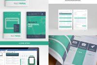 Beste Vorlagen Für Geschäftsvorschläge Für Neue Kundenprojekte intended for Business Proposal Indesign Template