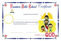Bible School Certificates Pictures To Pin On Pinterest  Pinsdaddy for Vbs Certificate Template