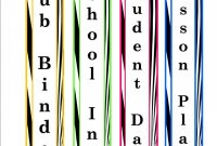 Binder Spine Label Template Ideas Free Printable Labels For throughout Binder Label Template