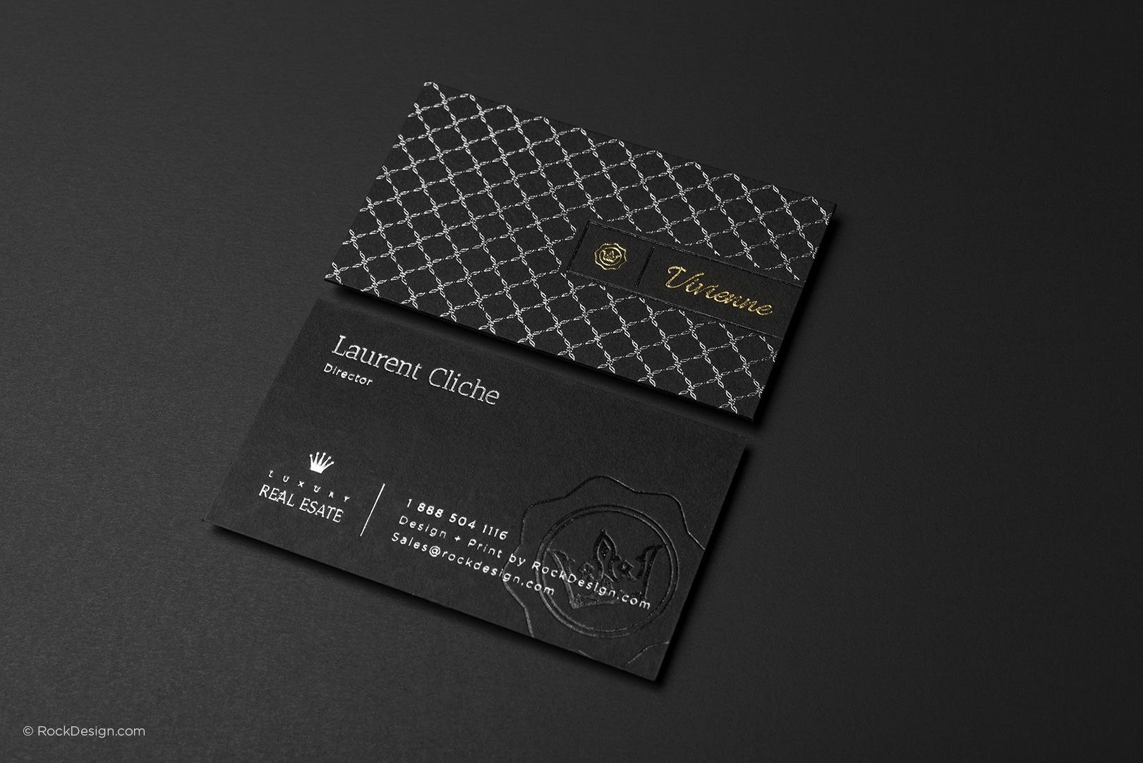 Black Business Cards  Office Stationary  Black Business Card Free In Black And White Business Cards Templates Free