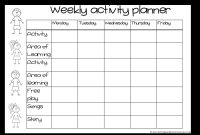 Blank Activity Calendar Template  Templates Also With Activity with regard to Blank Activity Calendar Template