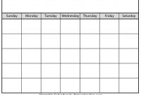 Blank Calendar  Beta Calendars for Blank Calander Template
