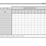 Menu Chart Template