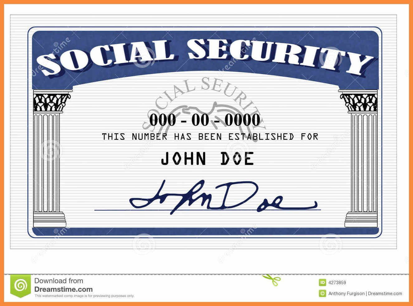 Blank Social Security Card Template  Hardbreakersthemovie Throughout Blank Social Security Card Template Download