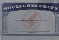 Blank Social Security Card Template  Hardbreakersthemovie throughout Editable Social Security Card Template