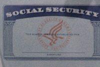 Blank Social Security Card Template  Hardbreakersthemovie within Social Security Card Template Free