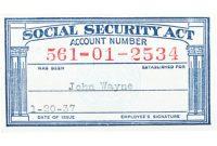 Blank Social Security Card Template  Icardcmic with regard to Social Security Card Template Pdf