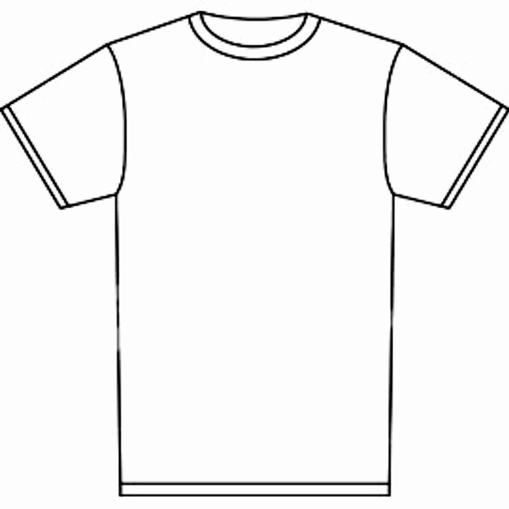 Blank Tee Shirt Template  Culturatti With Regard To Printable Blank Tshirt Template
