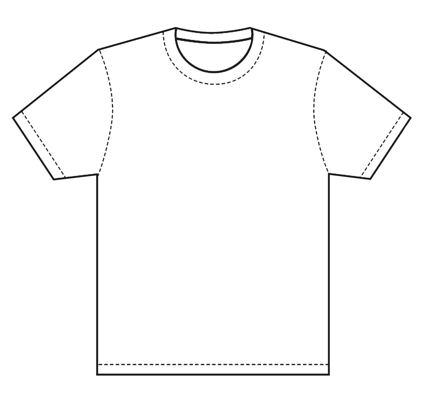 Blank Tshirt Template Printable « Alzheimer's Network Of Oregon With Printable Blank Tshirt Template