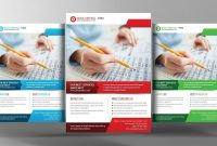 Book Keeping Accounting Service Flyebusiness Templates On within Accounting Flyer Templates