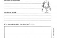 Book Report Outline  Second Grade Book Report Layout  Book Report regarding Second Grade Book Report Template