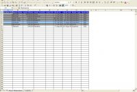 Booking And Reservation Calendar » Exceltemplate regarding Restaurant Cancellation Policy Template