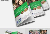 Brochure Template Ai Layout Blank Format Simple A Templates Sample in Ai Brochure Templates Free Download