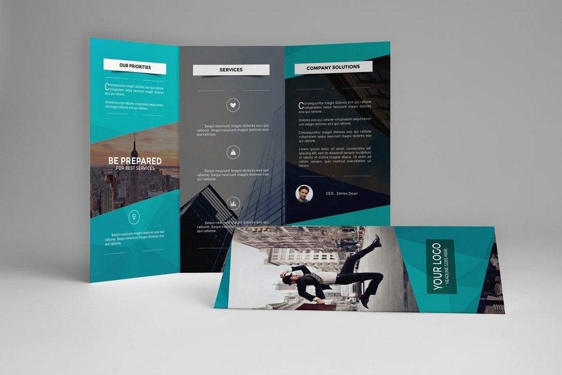Brochure Templates  Design Shack With Regard To E Brochure Design Templates