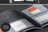 Brochure Templates From Graphicriver in Fancy Brochure Templates
