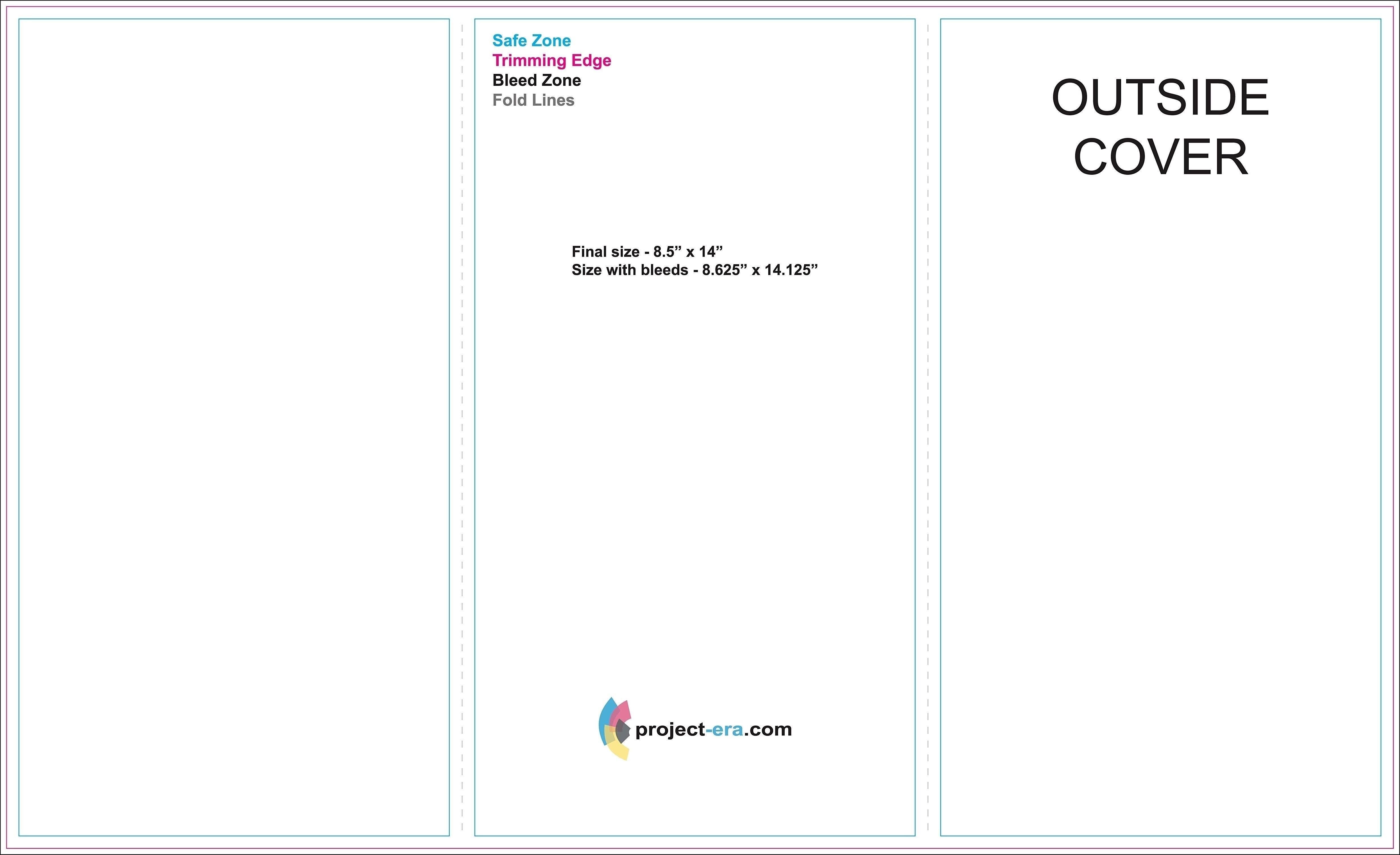 Brochure Templates Google Docs Double Sided Template Arts Inside 6 Panel Brochure Template
