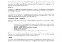 Bunch Ideas For Credit Card Privacy Policy Template Of Template throughout Credit Card Privacy Policy Template