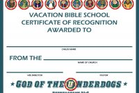 Bunch Ideas For Vbs Certificate Template Also Sheets  Bizoptimizer inside Vbs Certificate Template