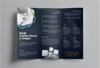 Business Brochure Templates Free New Microsoft Fice Ms Word Tri pertaining to Christmas Brochure Templates Free