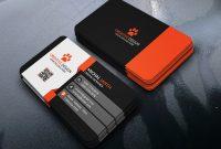 Business Card Design Free Psd On Behance regarding Visiting Card Psd Template