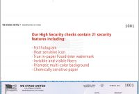 Business Check Printing Template Word New Blank Business Check regarding Blank Business Check Template