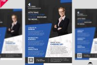 Business Flyer Template Free Psd On Templates With Creative with regard to New Business Flyer Template Free