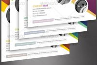 Business Flyer Templates From Graphicriver throughout New Business Flyer Template Free