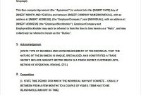 Business Noncompete Agreement Templates  Free Sample Example in Business Templates Noncompete Agreement