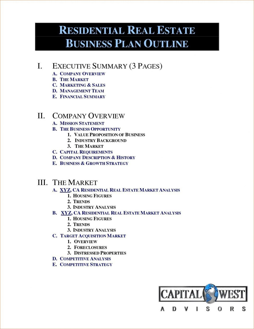Business Opportunity Analysis Template New Assessment Report Fresh Pertaining To Business Opportunity Assessment Template