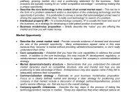Business Plan Executive Summary Template  Chainimage inside Executive Summary Of A Business Plan Template