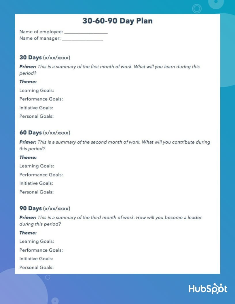 Business Plan Template Day Marvelous    Sales Ppt For With 30 60 90 Business Plan Template Ppt