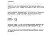 Business Proposal Template For Bank Loan New Business Loan intended for Business Proposal For Bank Loan Template