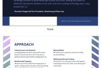 Business Report Templates That Every Business Needs  Design inside Market Intelligence Report Template