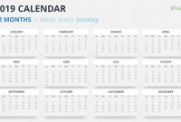 Calendar Powerpoint Templates in Microsoft Powerpoint Calendar Template