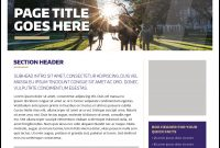 Campaign Fact Sheets  Uw Brand within Fact Sheet Template Microsoft Word