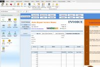 Car Service Invoice Template Free Download – Wfacca regarding Car Service Invoice Template Free Download