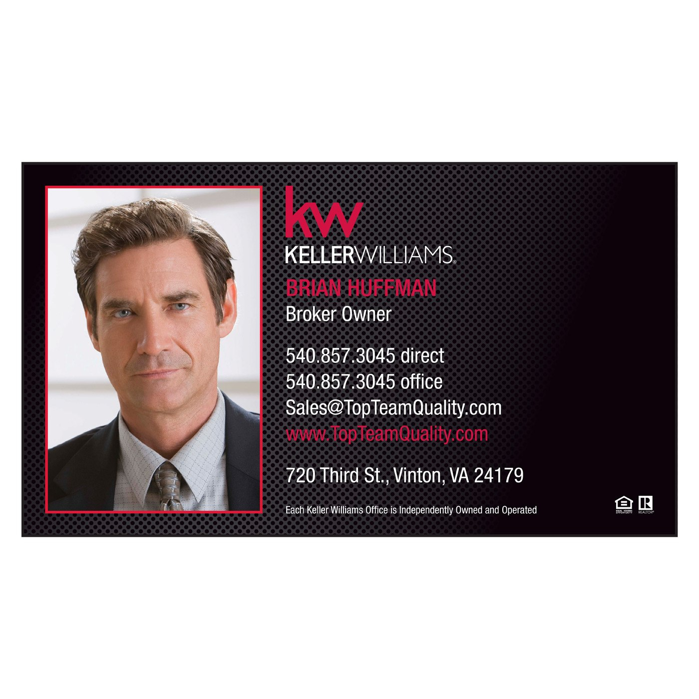 Card Stock Business Cards  Magnets Usa® Inside Keller Williams Business Card Templates