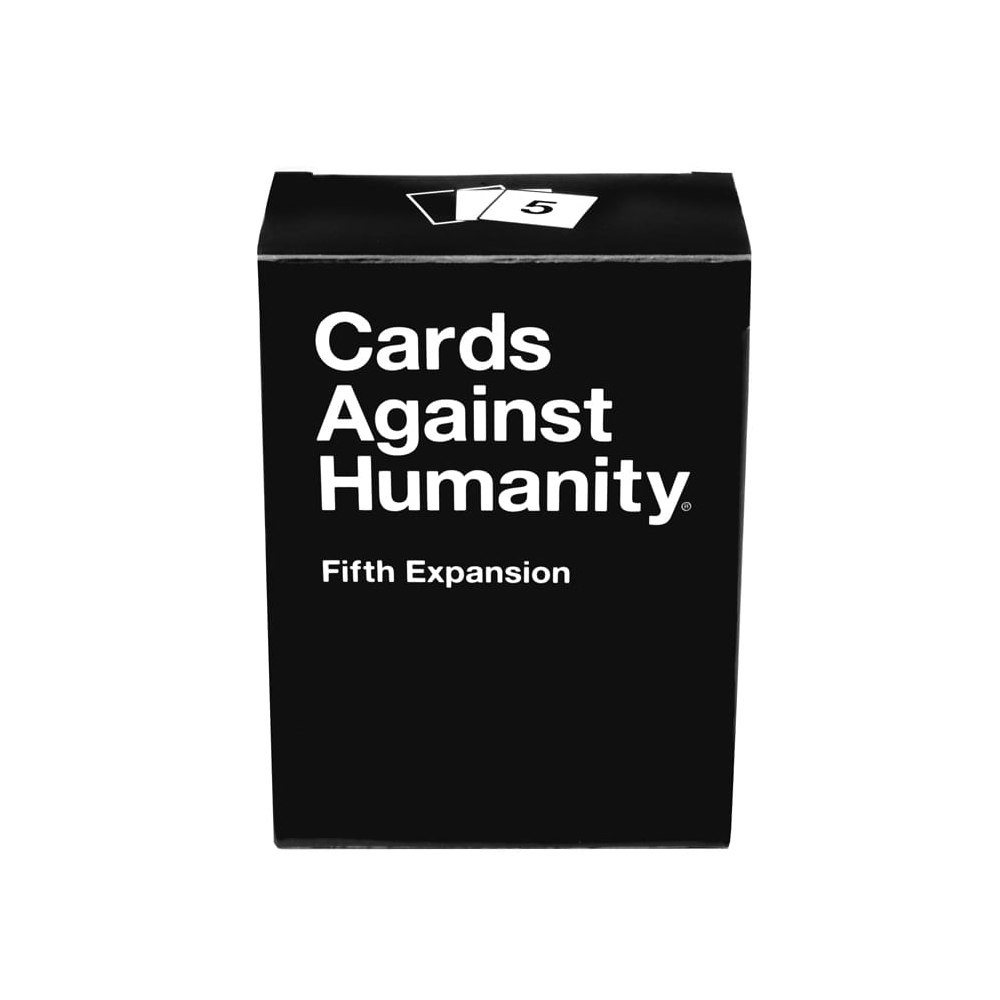 Cards Against Humanity Fifth Expansion For Cards Against Humanity Template