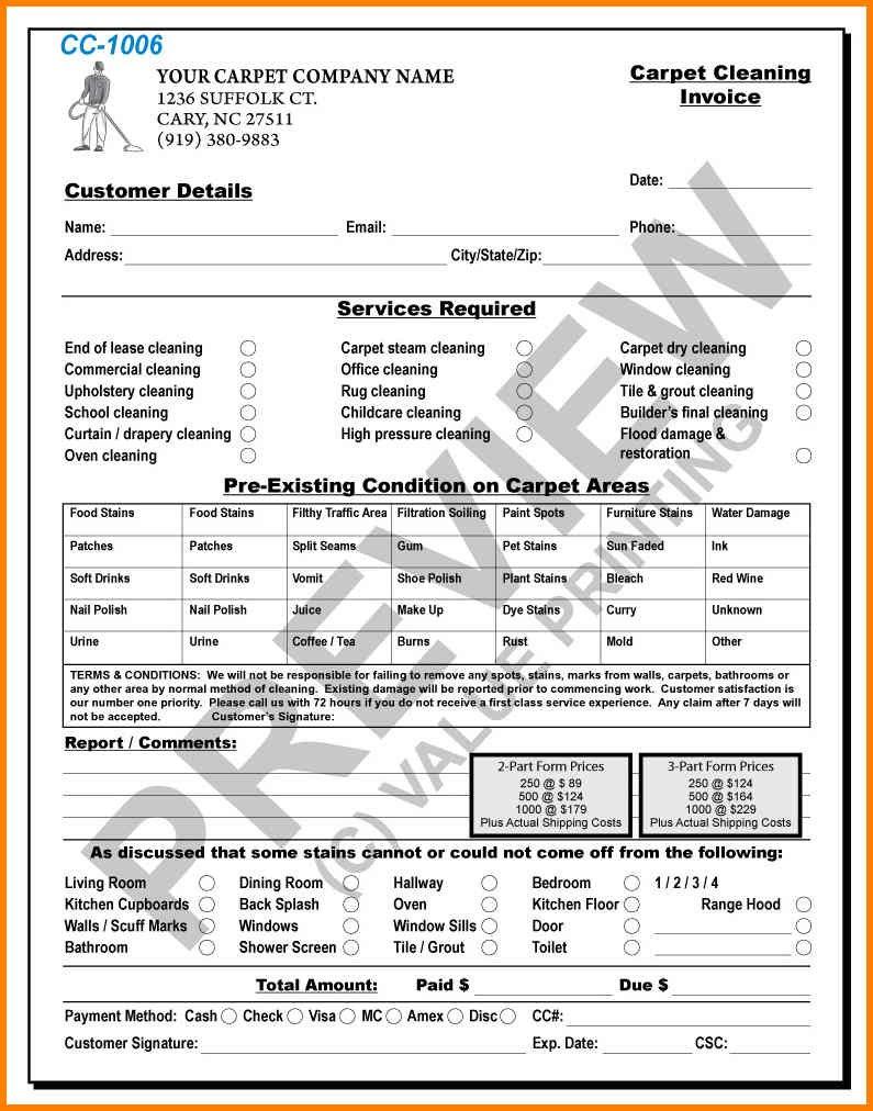 Carpet Installation Invoice Template – Mattgbush In Carpet Installation Invoice Template