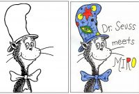 Cat In The Hat Template · Art Projects For Kids with Blank Cat In The Hat Template