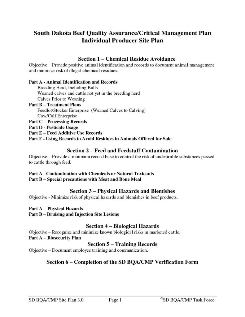 Cattle Business Plan Template Valid Small Farm Dairy Farming With Regard To Ranch Business Plan Template