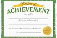 Certificate Of Achievement Template Free Marvelous Free Soccer Award inside Soccer Award Certificate Templates Free