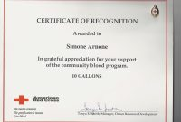 Certificate Of Appreciation Template For Donations inside Love Certificate Templates
