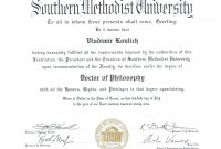 Certificate Of Degree Templates Brochure  Rohanspong throughout Leadership Award Certificate Template