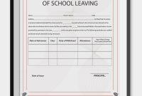 Certificate Of Farewell Free Certificate Templates For  Mandegar for Farewell Certificate Template