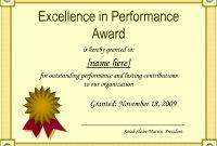 Certificate Of Performance Template Filename  Elsik Blue Cetane for Best Performance Certificate Template