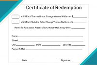 Certificate Of regarding Sample Certificate Of Participation Template